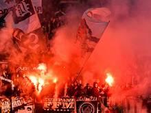 Eintracht Frankfurt muss 37.000 Euro Strafe zahlen