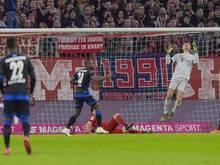 Manuel Neuer patzte schwer
