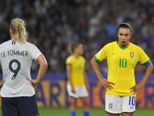 Nach WM-Aus: Marta appelliert an brasilianische Jugend