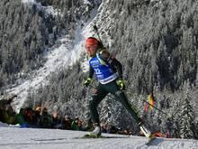 Laura Dahlmeier fehlt wegen eines Infektes in Oberhof