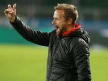 Sieg für Würzburg und Trainer Michael Schiele