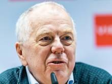 Präsident Olle Dahlin sieht IBU auf dem richtigen Weg