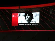 Schweigeminute für Maradona auch in der Bundesliga