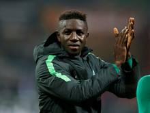 Ousman Manneh traf gegen Oldenburg doppelt