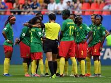 Kamerun fühlte sich vom Video-Assistenten benachteiligt