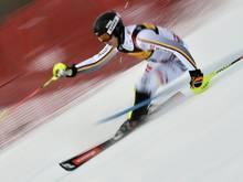 Anton Tremmel ist nach dem ersten Lauf bester Deutscher