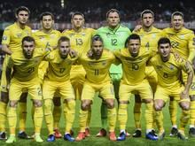 Ukraine steuert auf die EM 2020 zu