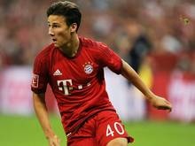 Bleibt langfristig bei den Bayern: Fabian Benko