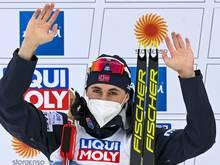 Jarl Magnus Riiber holt den Sieg im Gesamtweltcup