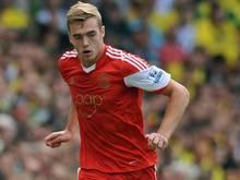Top-Talent Calum Chambers wechselt zum FC Arsenal