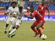 Die Elfenbeinküste und Togo trennen sich torlos
