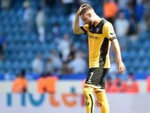 Pause für Außenspieler Niklas Kreuzer