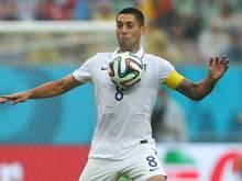 MLS-All-Stars mit Clint Dempsey gegen Bayern München