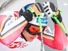 Thomas Dreßen droht eine erneute Verletzungspause