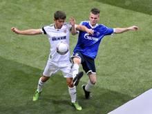 Junioren von Schalke 04 und Fenerbahce Istanbul