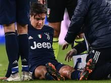 Juventus Turin: Paulo Dybala muss pausieren