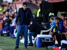 Trainer Míchel bei Rayo Vallecano entlassen