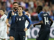 Frankreich startet gegen Moldau in die EM-Quali