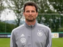 Michael Fuchs lobt die Torhüterinnen bei der WM