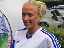 Mandy Islacker verstärkt den 1. FFC Frankfurt
