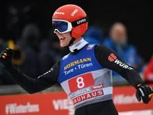 Zeigte eine solide Leistung: Stephan Leyhe