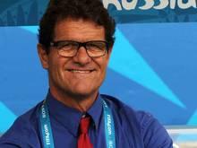 Fabio Capello macht sich keine Sorgen um die WM 2018