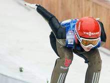 Seyfarth landet im zweiten Springen auf Rang fünf