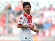 Bleibt bis 2018 ein Geißbock: Kazuki Nagasawa