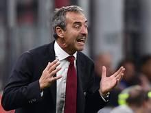 Marco Giampaolo unterschreibt für zwei Jahre in Turin