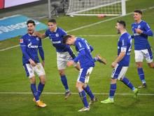 Schalke 04 beendet mit einem Kantersieg seine Horrorserie