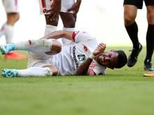 Danny Latza droht gegen Wolfsburg auszufallen