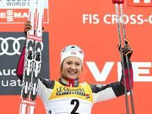 Ingvild Flugstad Östberg triumphiert bei der Tour de Ski