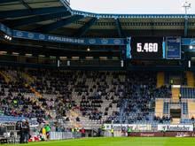 Arminia Bielefeld plant mit über 13.000 Fans zum Auftakt