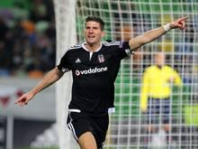 Mario Gomez trifft erneut bei Beşiktaş-Sieg