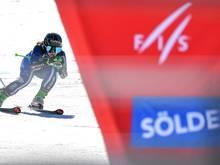 Weltcup-Auftakt in Sölden findet ohne Zuschauer statt