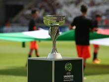 Frankreich spielt gegen Italien um die U19-EM-Trophäe
