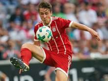Adrian Fein erhält einen Drejahresvertrag als Profi beim FC Bayern