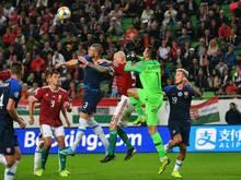 Geisterspiele für Ungarn und die Slowakei