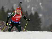 Laura Dahlmeier gibt ihr Comeback im Biathlon-Weltcup