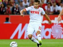 Louis Schaub kommt bereits auf neun Assists für den 1. FC Köln