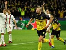 Tormaschine Håland schießt den BVB zum Sieg