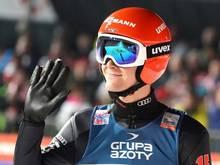 Leyhe feiert in Willingen seinen ersten Weltcup-Sieg