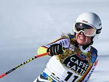 Kira Weidle belegt im Abschlusstraining den vierten Rang