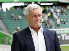 Meckert über den Schiedsrichter: Armin Veh