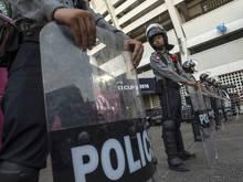 Keramuudin bleibt nach Missbrauchsvorwürfen gesperrt