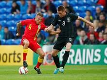 Craig Bellamy (l.) übernimmt die U21 von Anderlecht