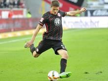Aleksandar Ignjovski wurde für ein Spiel gesperrt