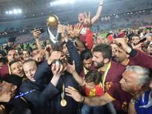 Esperance Tunis wurde Ende Mai zum Sieger erklärt