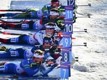 Zwei Coronafälle beim Biathlon-Weltcup (Nove Mesto)