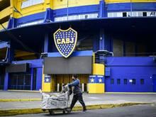 Boca Juniors vor Kaltstart